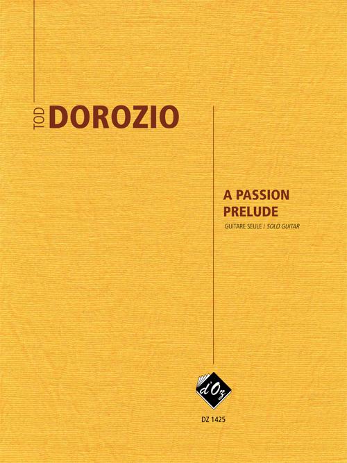 A Passion Prelude