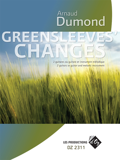 Greensleeves'changes