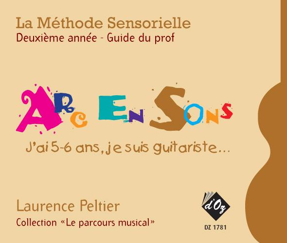 La méthode sensorielle, 2e année, Guide du prof