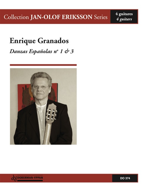 Danzas españolas, nos 1 & 3