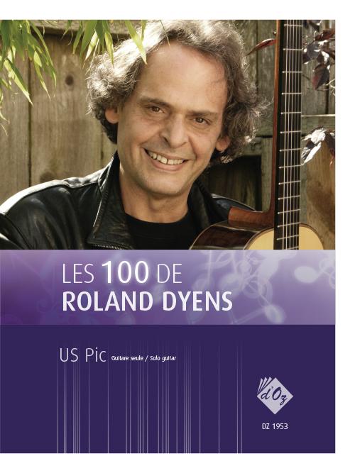 Les 100 de Roland Dyens - US Pic