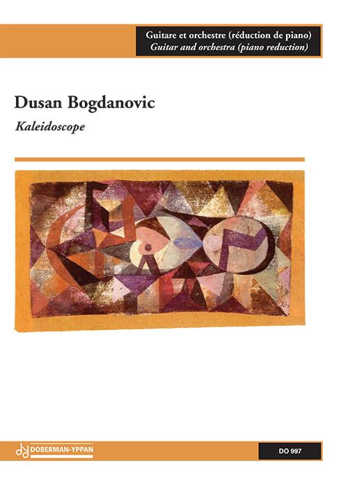 Kaleidoscope - Concerto (réduction de piano)