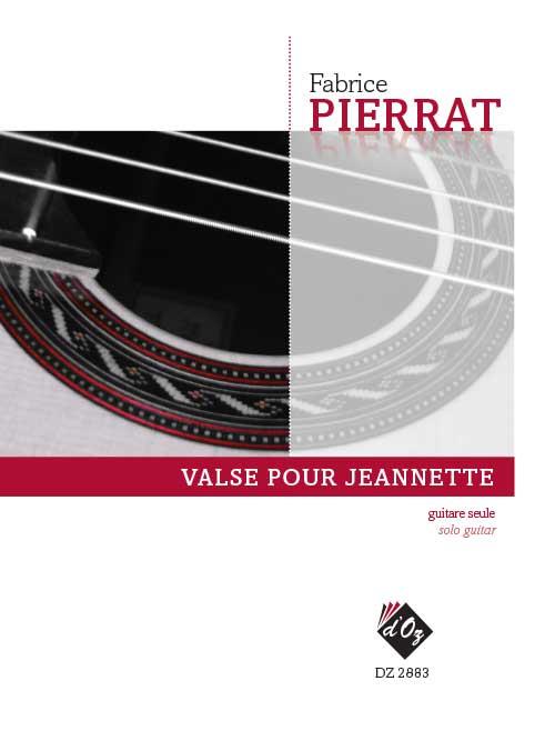 Valse pour Jeannette