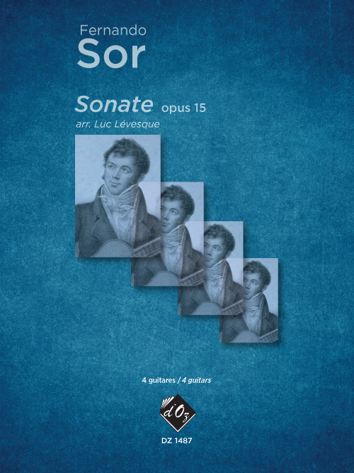 Sonate, opus 15