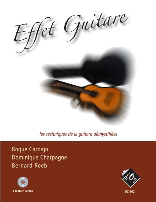Effet Guitare (DVD incl.)