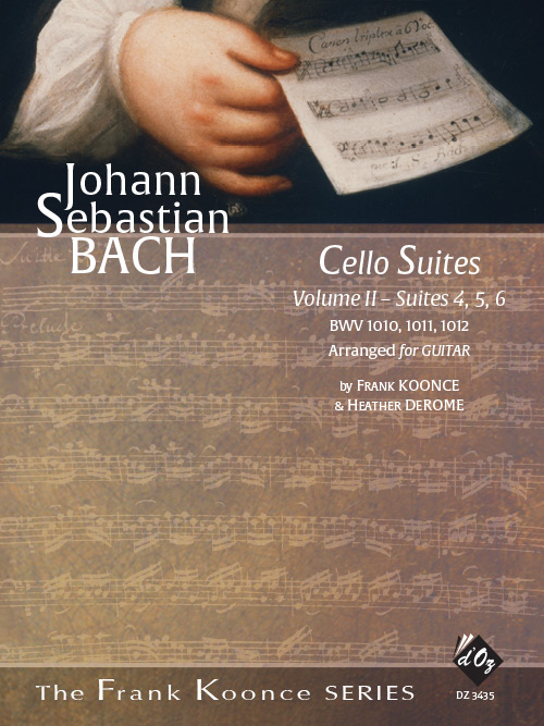 Cello Suites, Vol. 2, Suites 4, 5, 6 BWV 1010, 1011, 1012