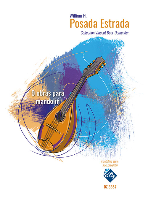 9 obras para mandolin