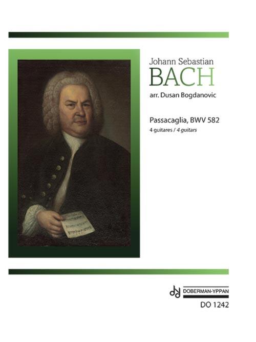 Passacaglia, BWV 582