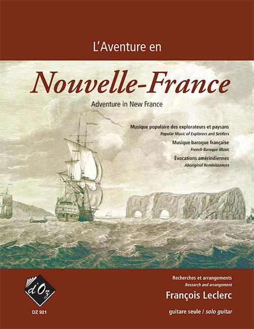L'Aventure en Nouvelle-France