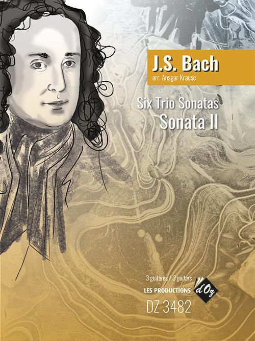 Six Trio Sonatas, Sonata II
