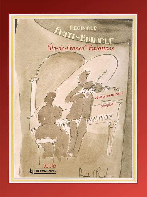 """""""Île-de-France"""" Variations"""
