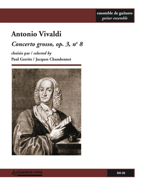 Concerto grosso opus 3, no. 8