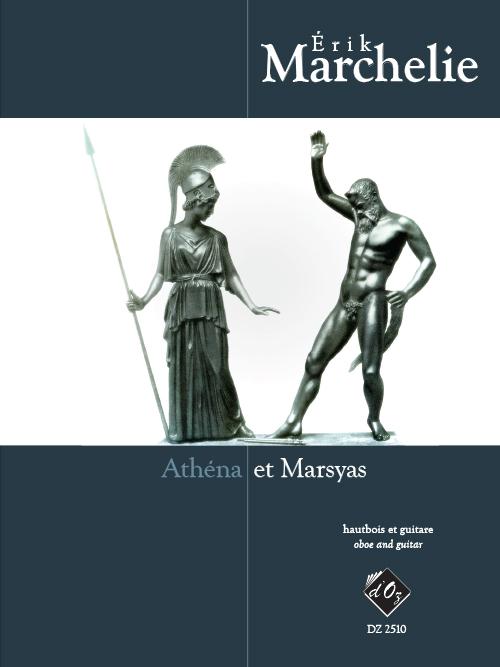 Athéna et Marsyas