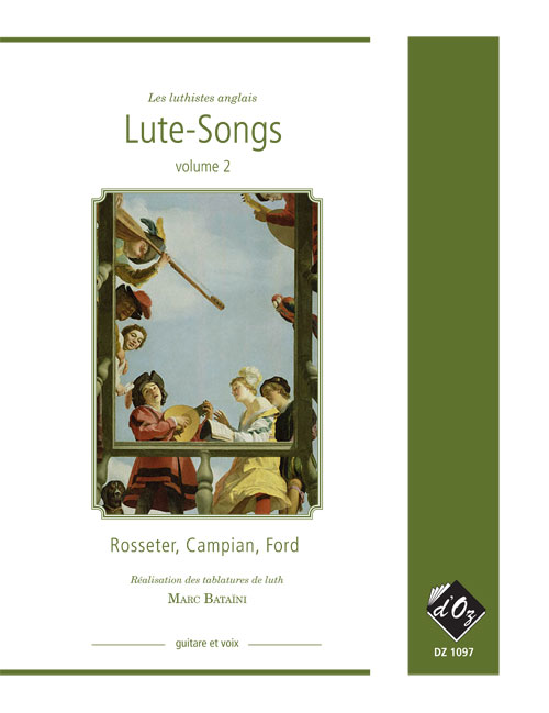 Lute-Songs, vol. 2