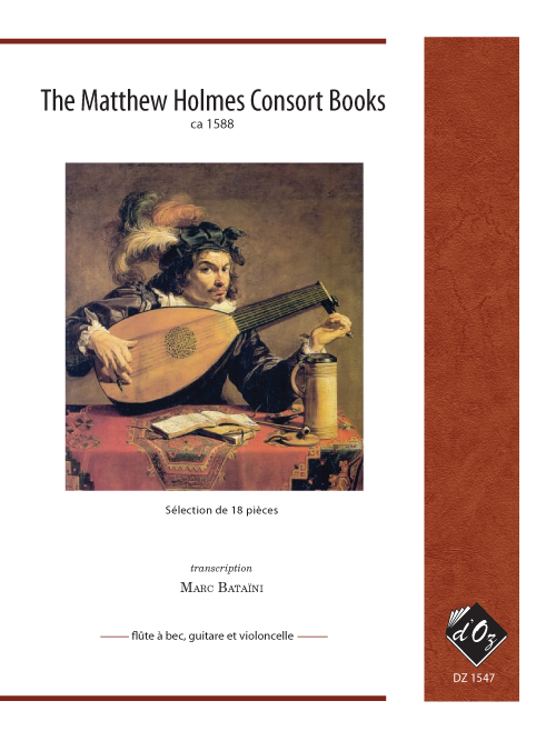 The Matthew Holmes Consort Books