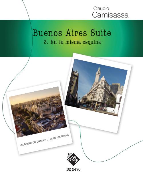 En tu misma esquina (Buenos Aires Suite)