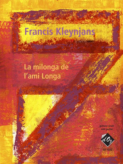 La milonga de l'ami Longa, opus 237