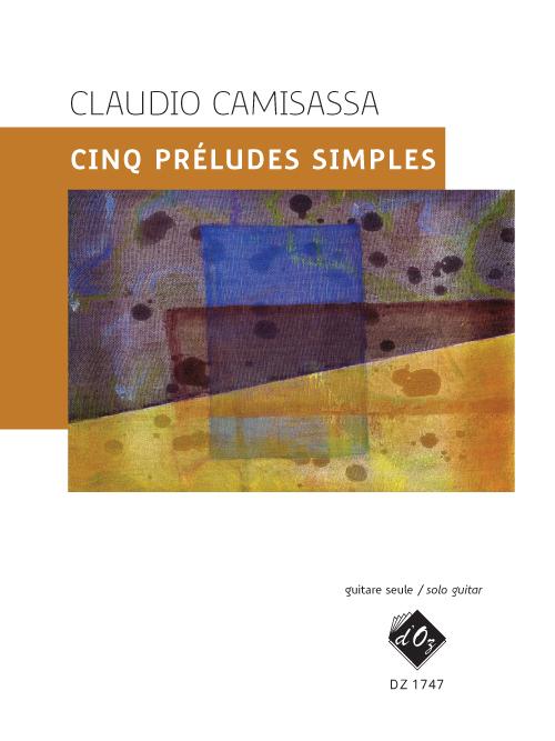 Cinq préludes simples
