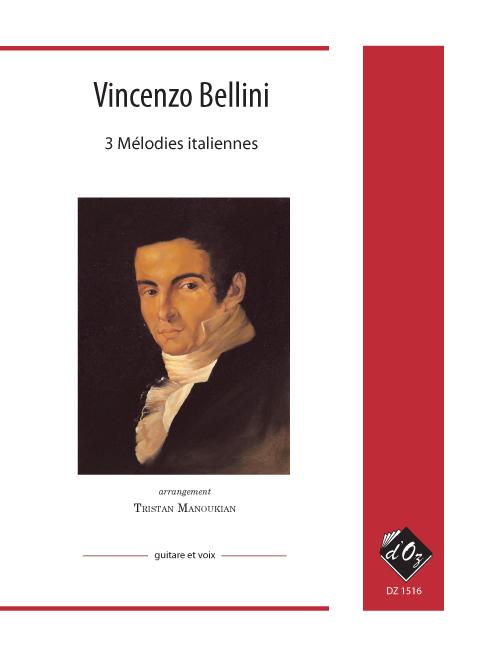 3 mélodies italiennes