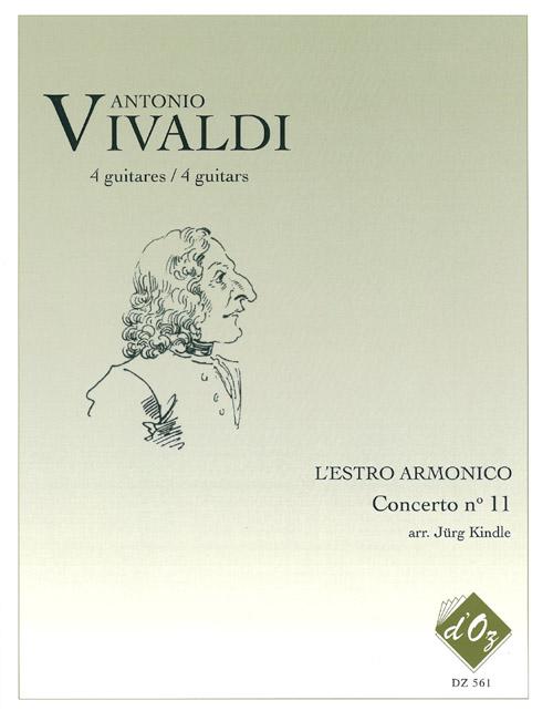 L'Estro Armonico, Concerto no 11, RV 565