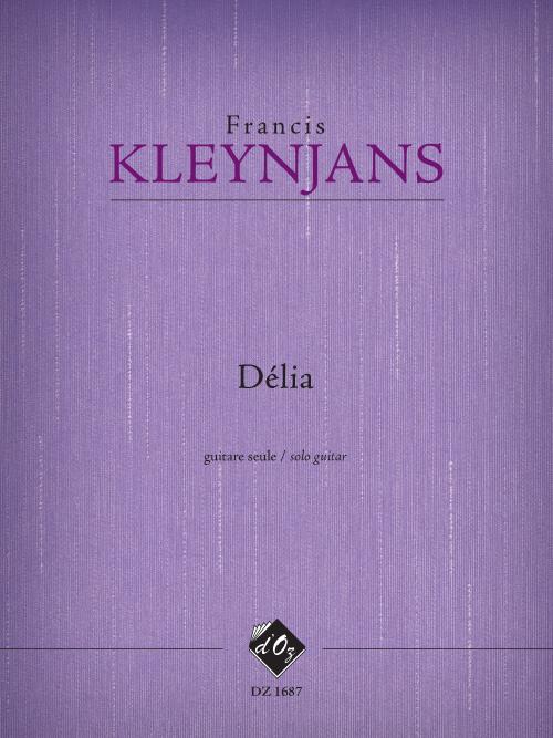 Délia, opus 272