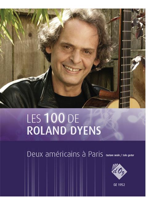 Les 100 de Roland Dyens - Deux américains à Paris