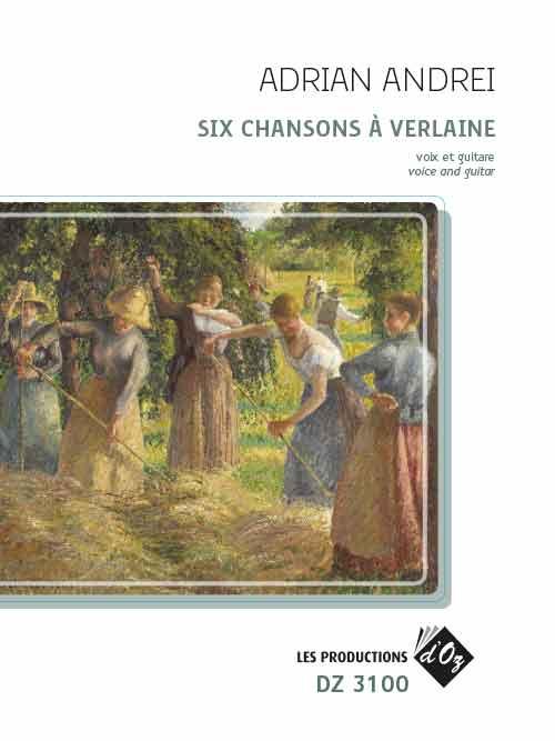 Six chansons à Verlaine