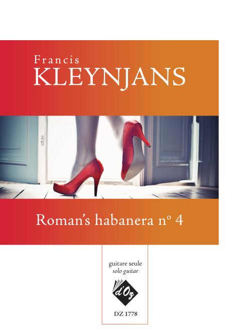 Roman's Habanera No 4, opus 277