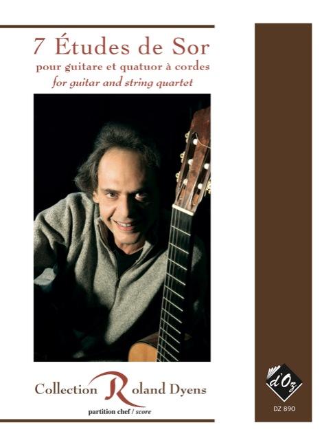 7 Études de Sor (2 livres)