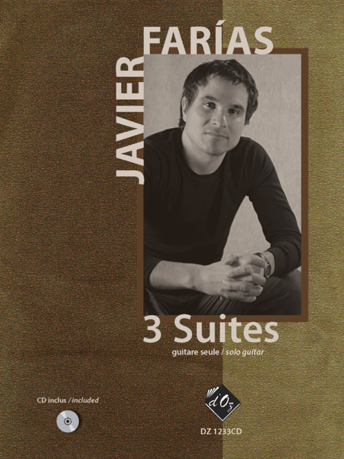 3 Suites (CD inclus)