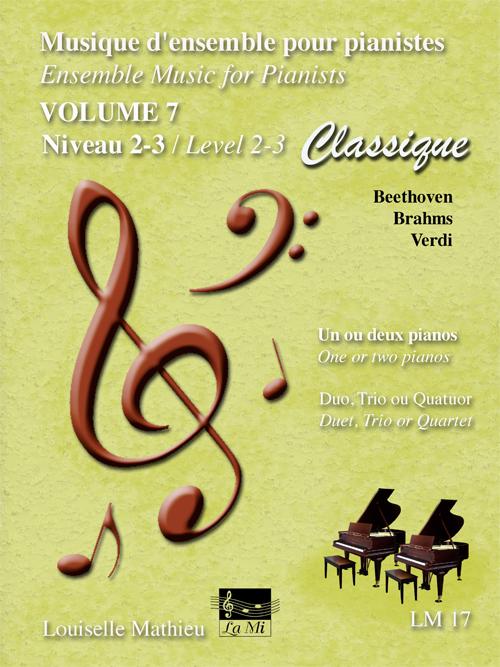 Musique d'ensemble pour pianistes, vol. 7