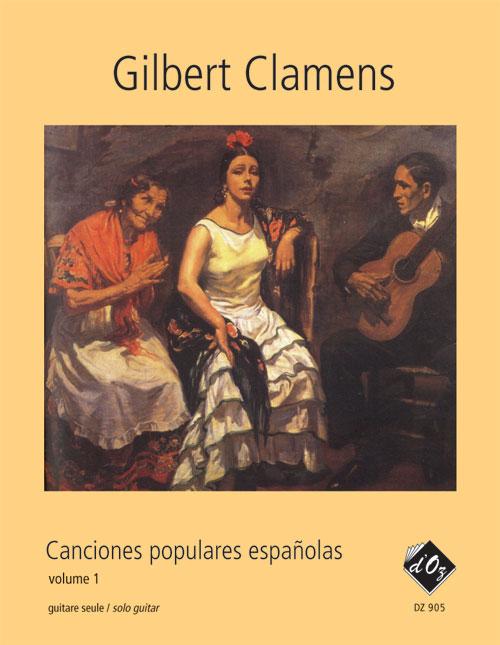 Canciones populares españolas, vol. 1