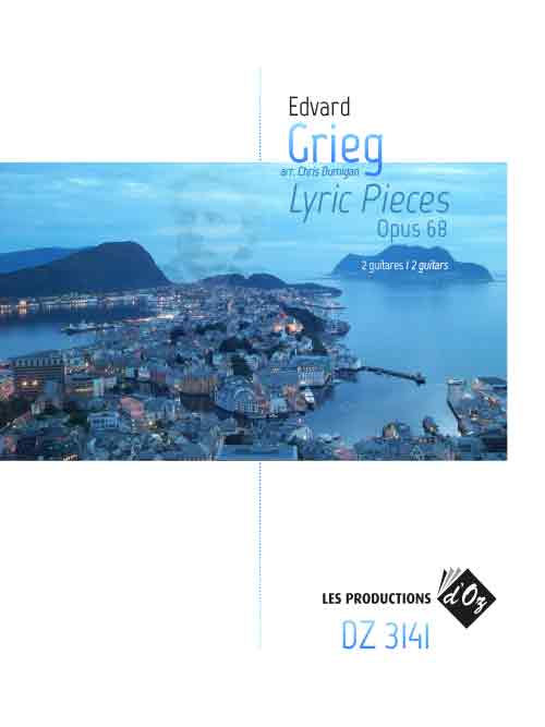 Lyric Pieces, Op. 68