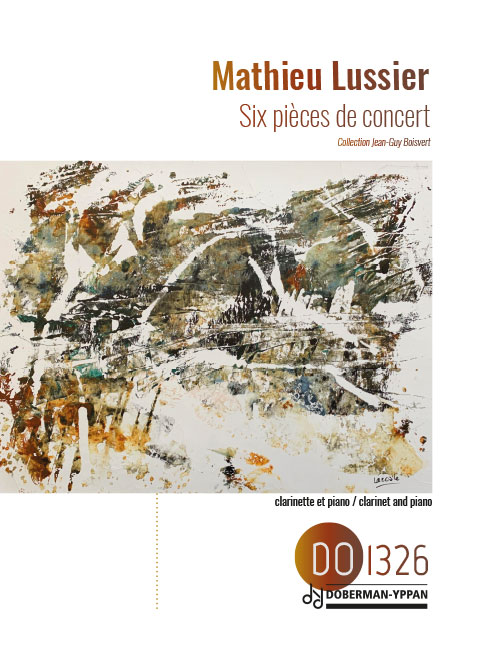 Six pièces de concert