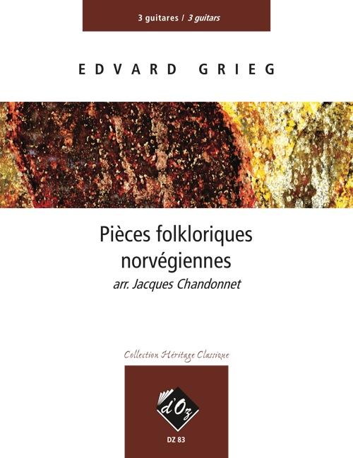 Pièces folkloriques norvégiennes