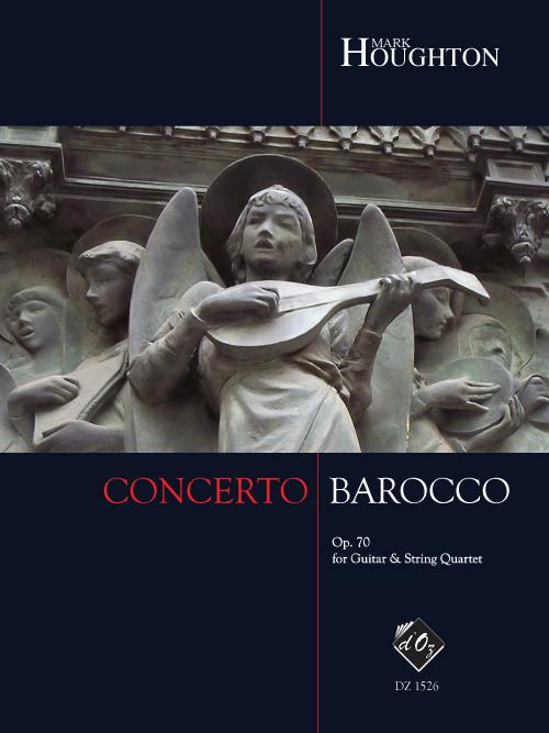 Concerto Barroco, opus 70