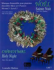 Musique d'ensemble pour pianistes - Sainte nuit