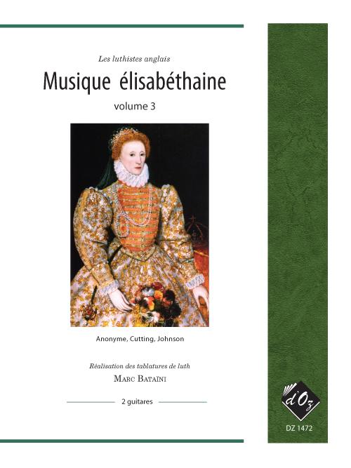 Musique élisabéthaine, vol. 3