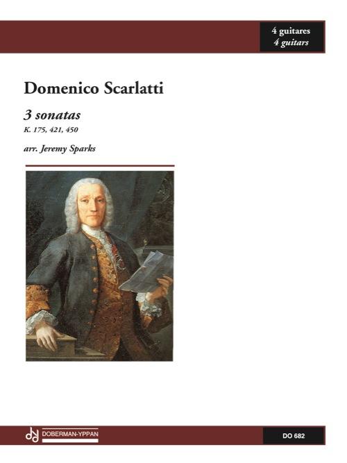 3 Sonatas, K. 175, 421, 450