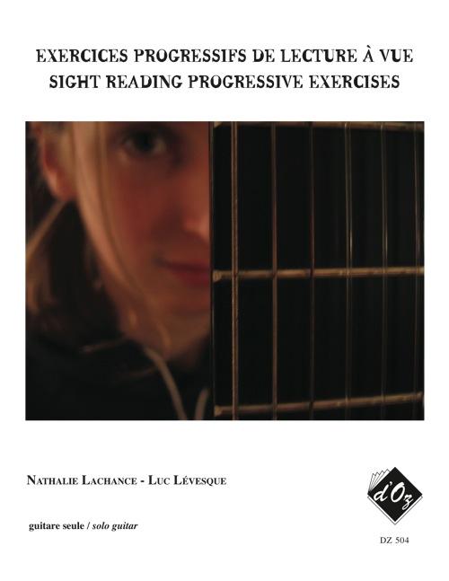 Exercices progressifs de lecture à vue