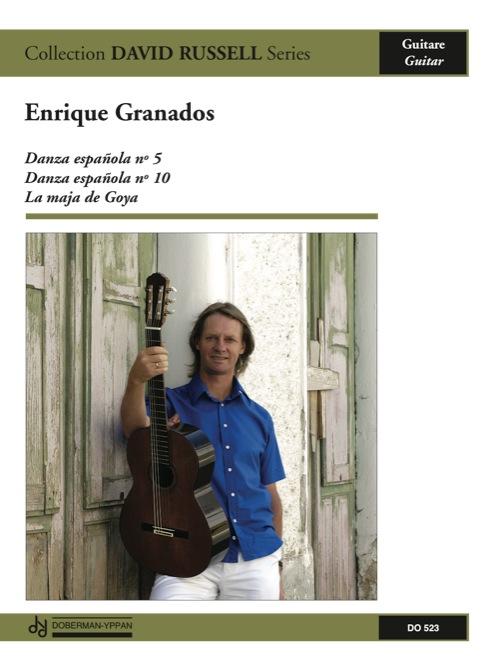 Danza Espanola, La maja de Goya