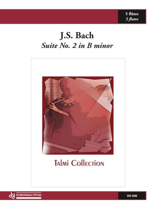 Suite No. 2 en Si mineur, BWV 1067