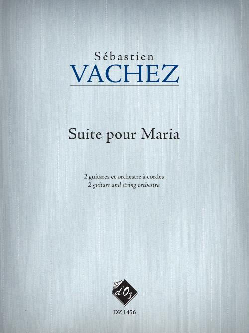 Suite pour Maria