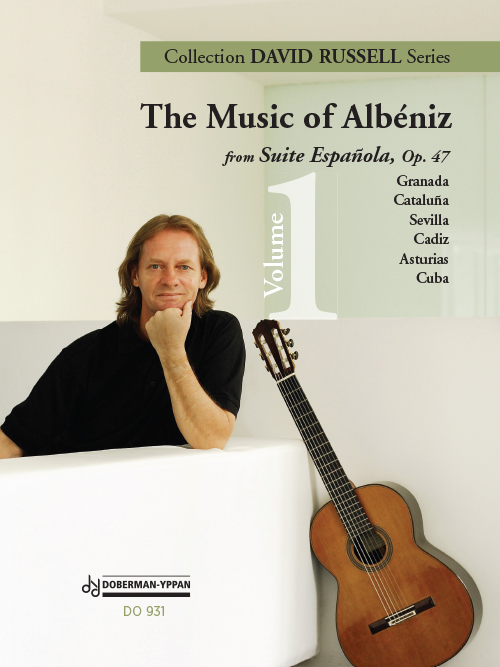 The Music of Albéniz, vol. 1, from opus 47