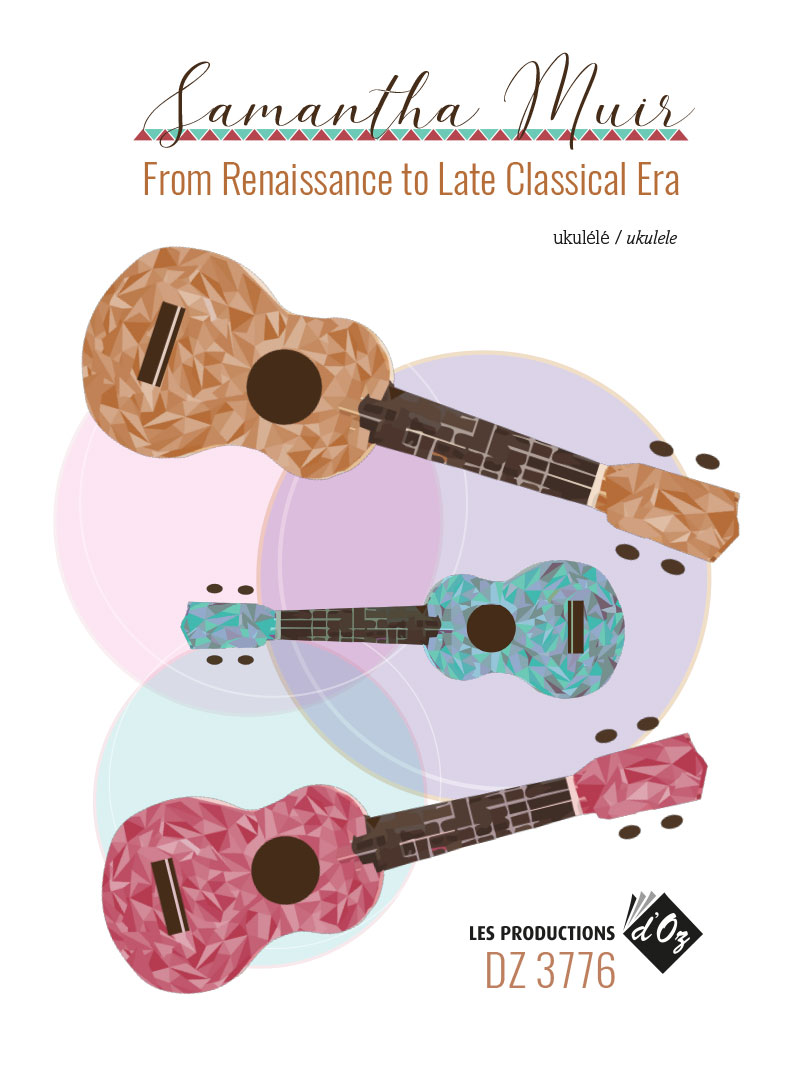 From Renaissance to Late Classical Era - 22 pieces