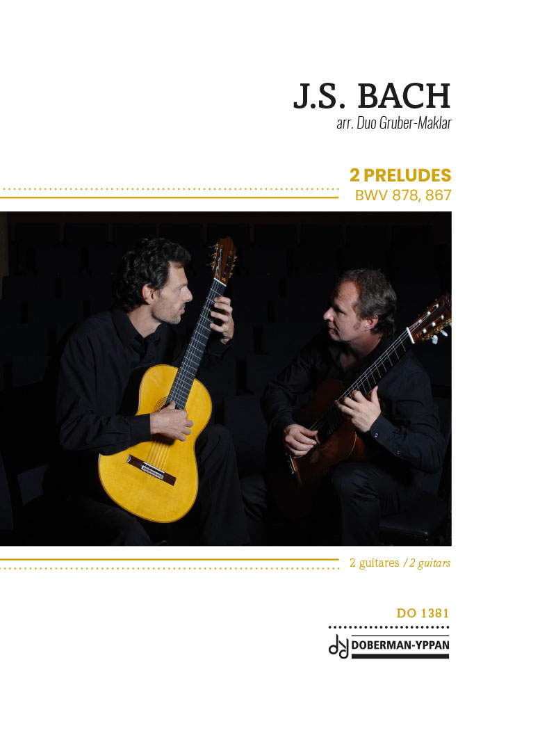 2 Preludes, BWV 878, 867