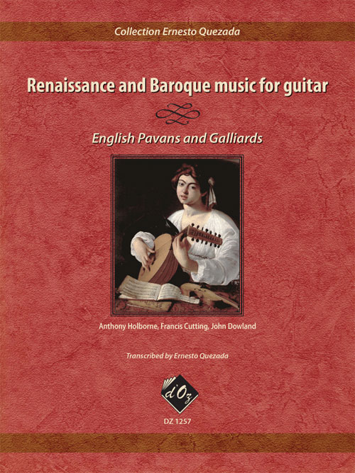 Renaissance and Baroque music for guitar