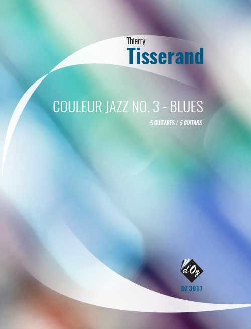 Couleur jazz no. 3 - Blues