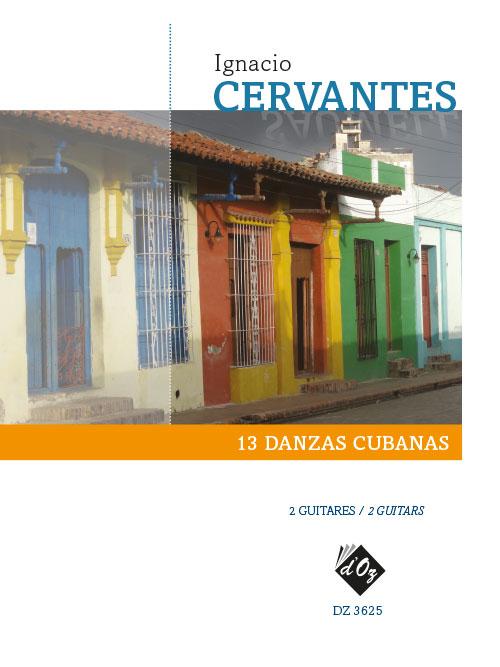 13 Danzas cubanas