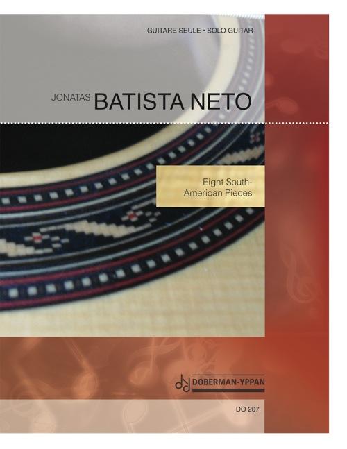 Eight Latin-American Pieces